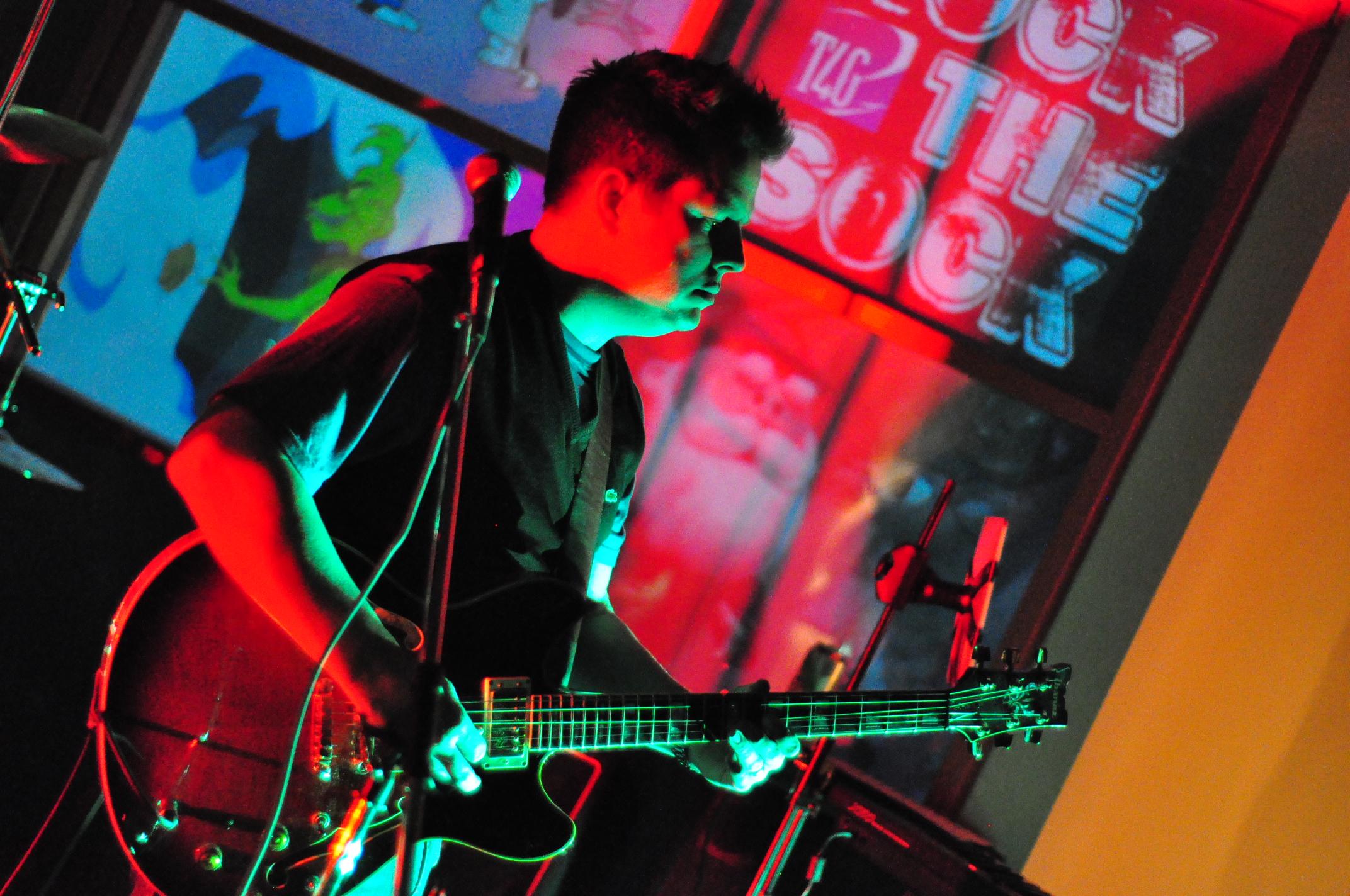 Shaner's Guitar Face
