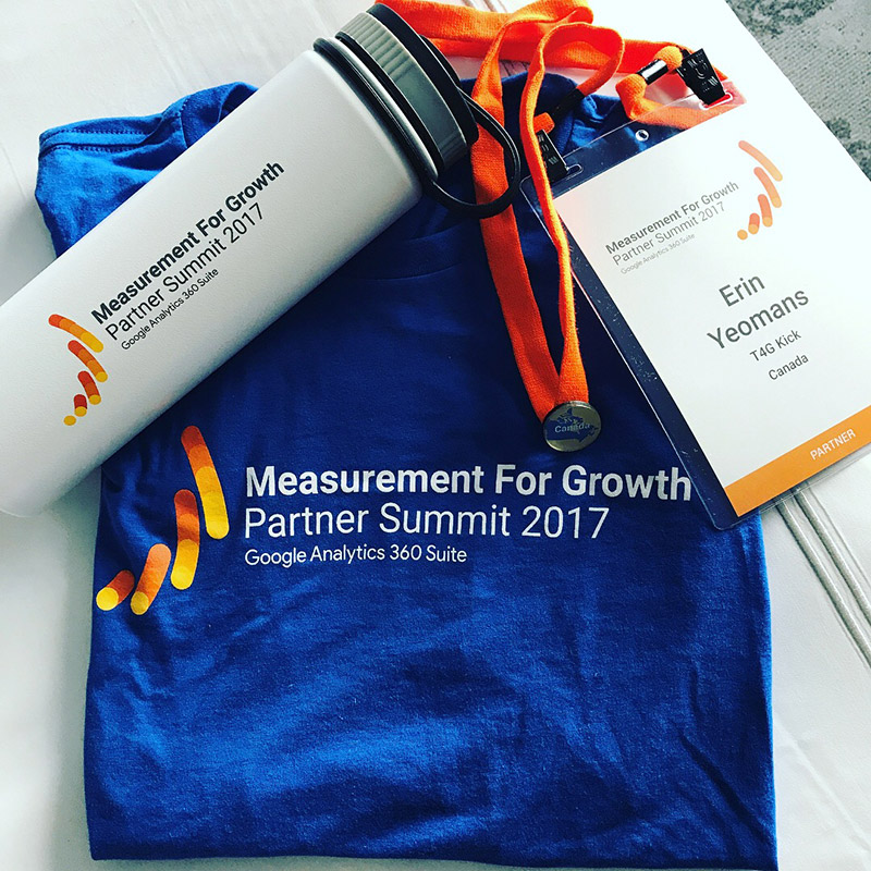 Google Analytics Partner Summit 2017