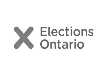 Elections Ontario Logo