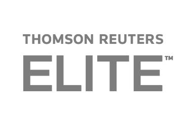 Thomson Reuters Elite Logo