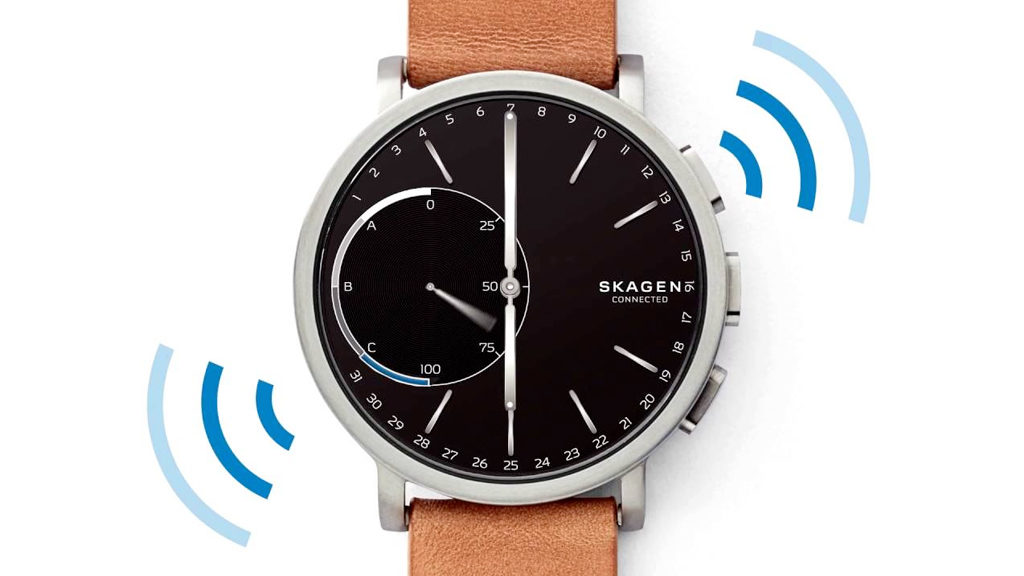 Tech Gifts 2018: Skagen Connected Men's Hybrid Smartwatch
